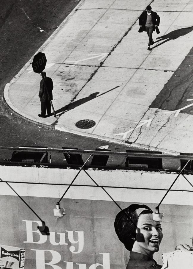 """André Kertész (Hungarian, 1894-1985) '""""Buy"""", Long Island' 1963"""
