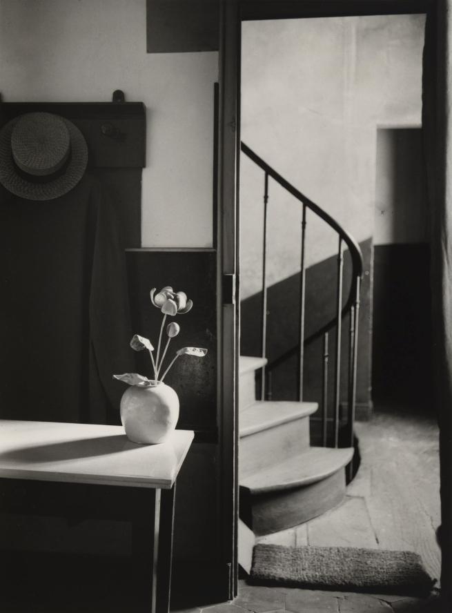 André Kertész (Hungarian, 1894-1985) 'Chez Mondrian, Paris' 1926