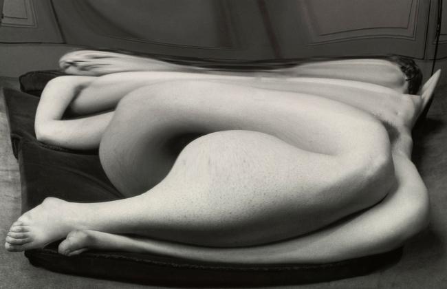 André Kertész (Hungarian, 1894-1985) 'Distortion #34' 1933