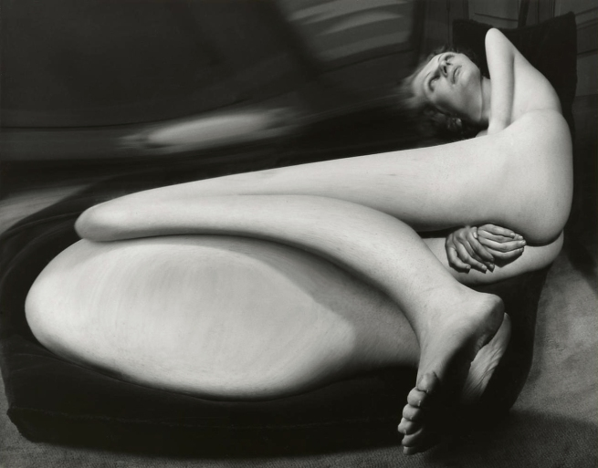 André Kertész (Hungarian, 1894-1985) 'Distortion #40' 1933