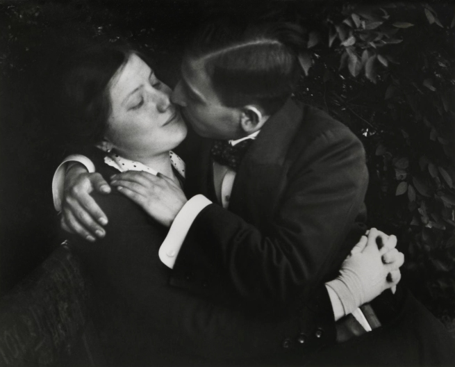 André Kertész (Hungarian, 1894-1985) 'Lovers, Budapest' 1915