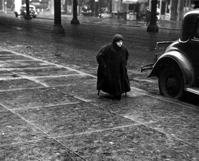 André Kertész (Hungarian, 1894-1985) 'New York' 1936