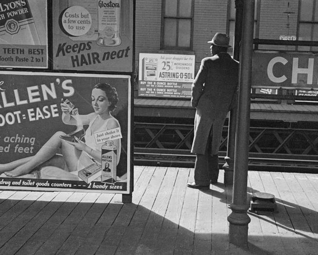 André Kertész (Hungarian, 1894-1985) 'Poughkeepsie, New York' 1937
