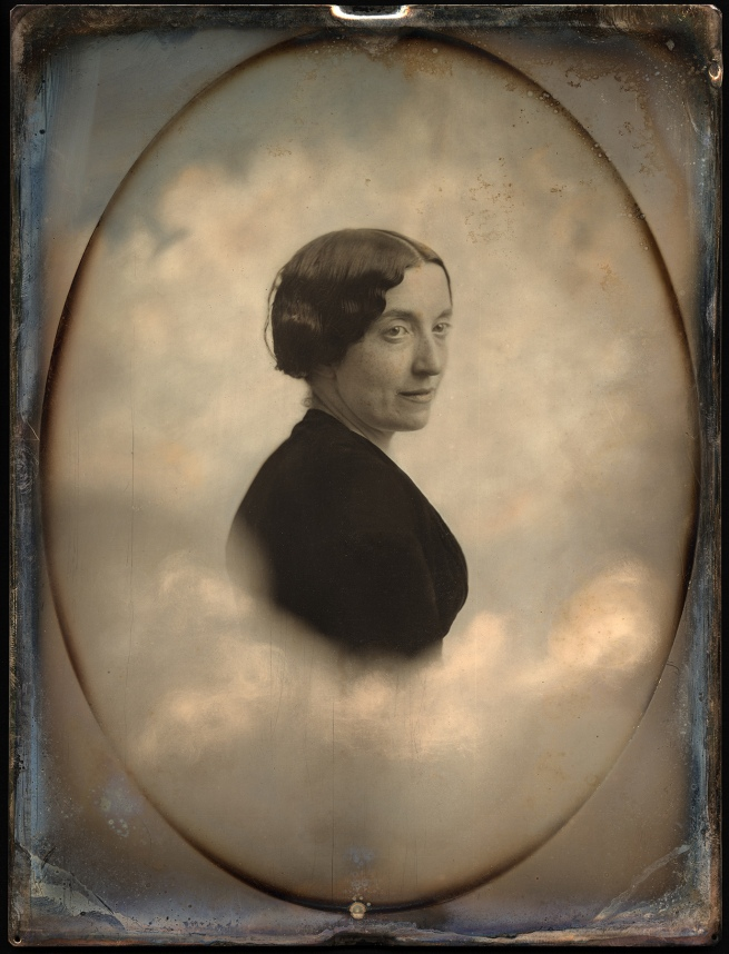 Southworth & Hawes (Albert Sands Southworth, American, 1811-1894; Josiah Johnson Hawes, American, 1808-1901) 'Woman' c. 1850