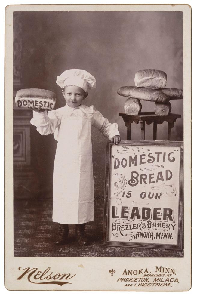F. J. Nelson, Anoka, MN. 'Domestic Bread' c. 1890s