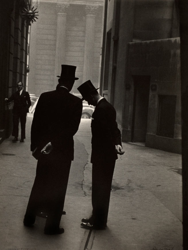 Robert Frank (Swiss, 1924-2019) 'London' 1951