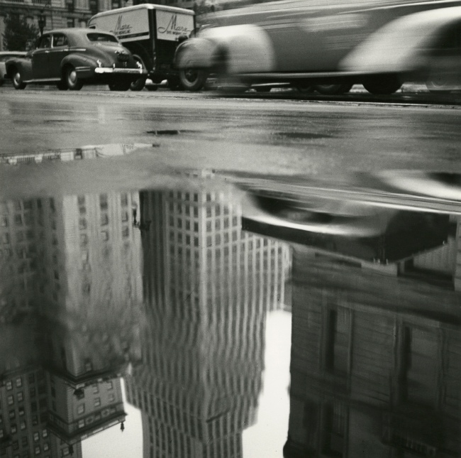 Robert Frank (Swiss, 1924-2019) 'New York City' 1948