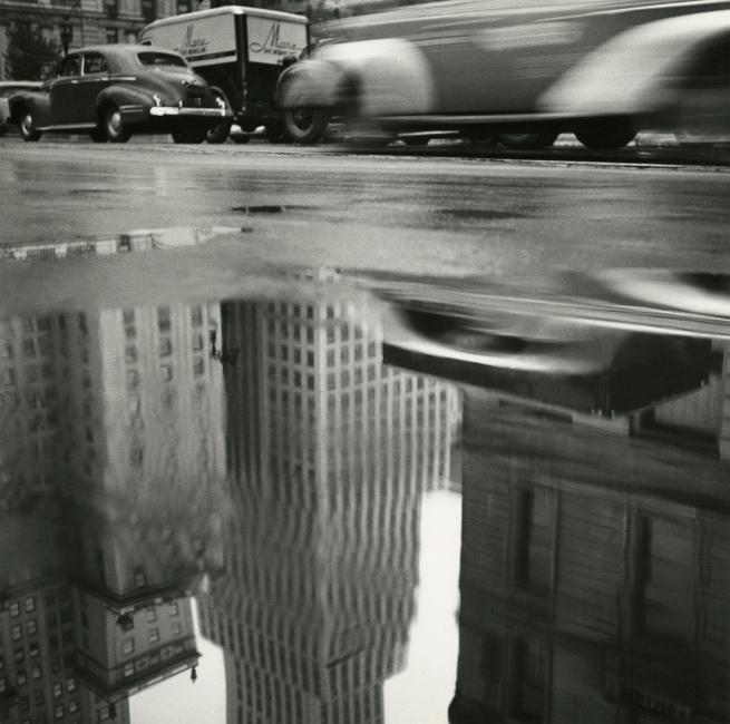 Robert Frank (Swiss, 1924-2019) 'New York City' 1948