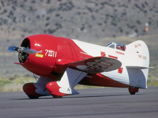 'Granville Gee Bee Model R-1 Super Sportster' 1965