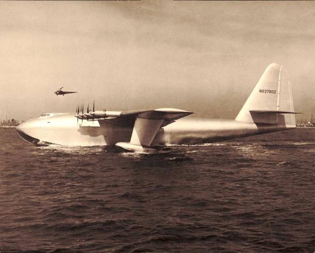 "'H-4 Hercules ""Spruce Goose""' November 2, 1947"