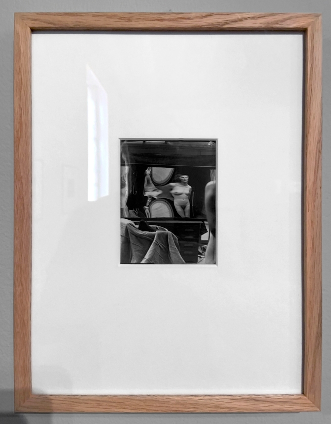 André Kertész (Hungarian, 1894-1985) 'Distortion #86' 1933 (installation view)