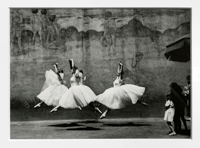 André Kertész (Hungarian, 1894-1985) 'Ballet, New York' 1938 (installation view)