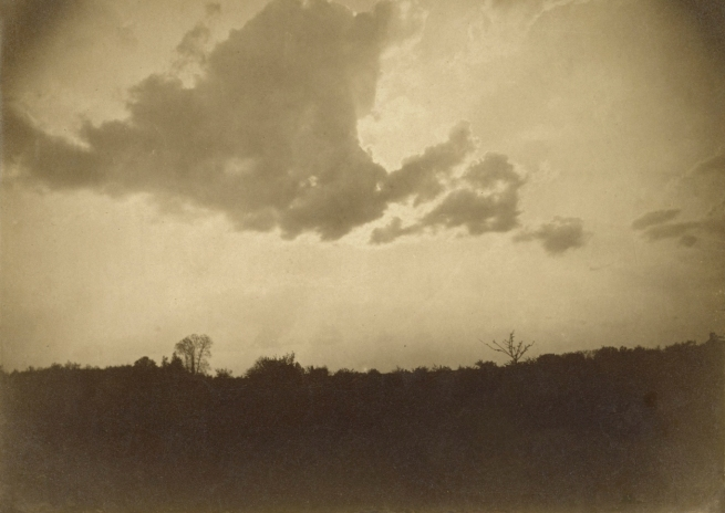 Charles Victor Tillot (French, 1825-1895) 'Vues instantannées, effets de nuages, Barbizon' 'Instant views, cloud effects, Barbizon' 1874
