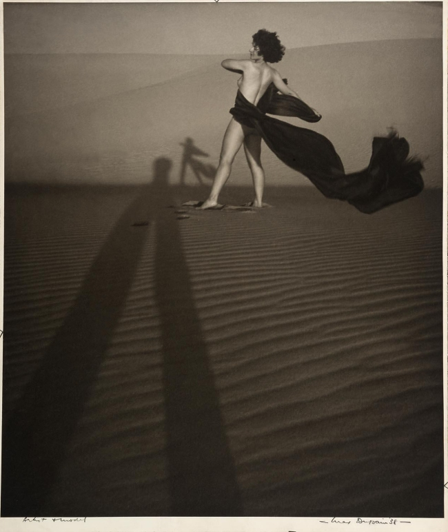 Max Dupain. 'Artist and Model' 1938