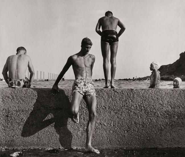 Max Dupain. 'At Newport' 1952