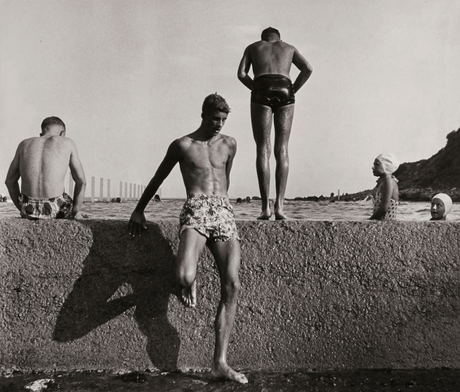 Max Dupain. 'At Newport' 1952