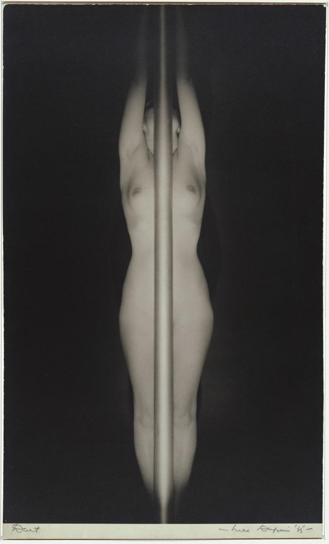 Max Dupain. 'Dart' 1935