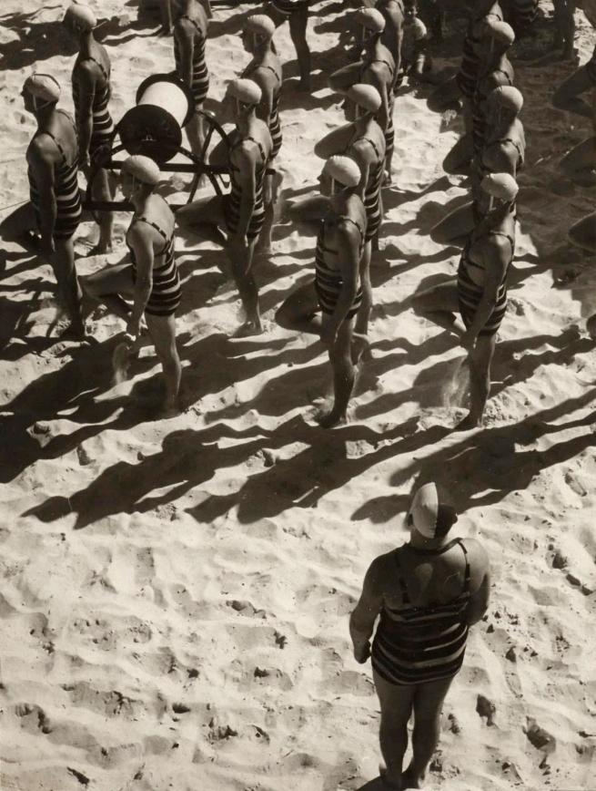 Max Dupain (Australian, 1911-1992) 'Lifesavers' 1940s