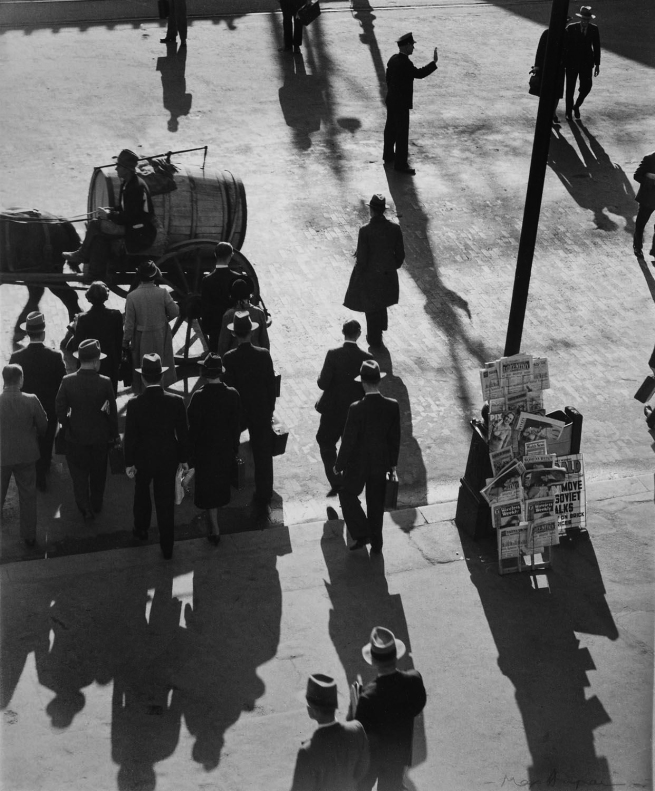 Max Dupain. '(Newsstand)' Nd