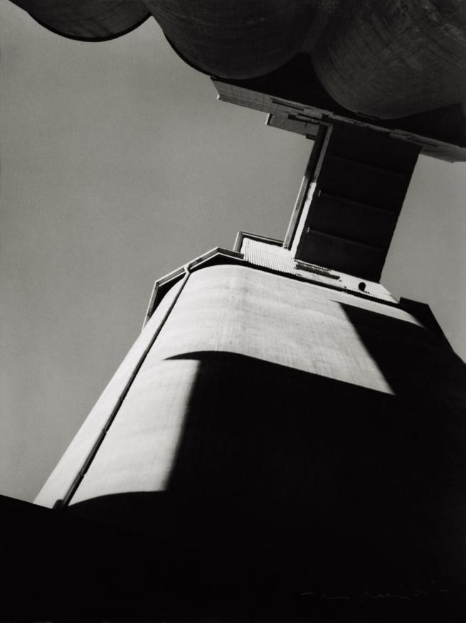 Max Dupain. 'Silos at Pyrmont' 1935