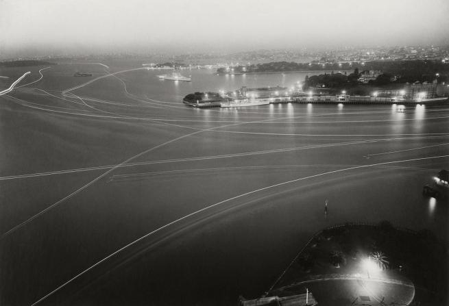 Max Dupain. 'Sydney Harbour Crepuscule' 1937