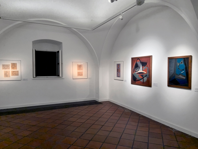 View of the Vasarely Museum, Budapest