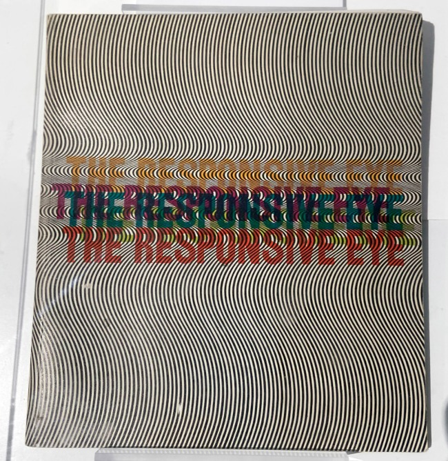 William Seitz. 'The responsive eye' Museum of Modern Art, 1965