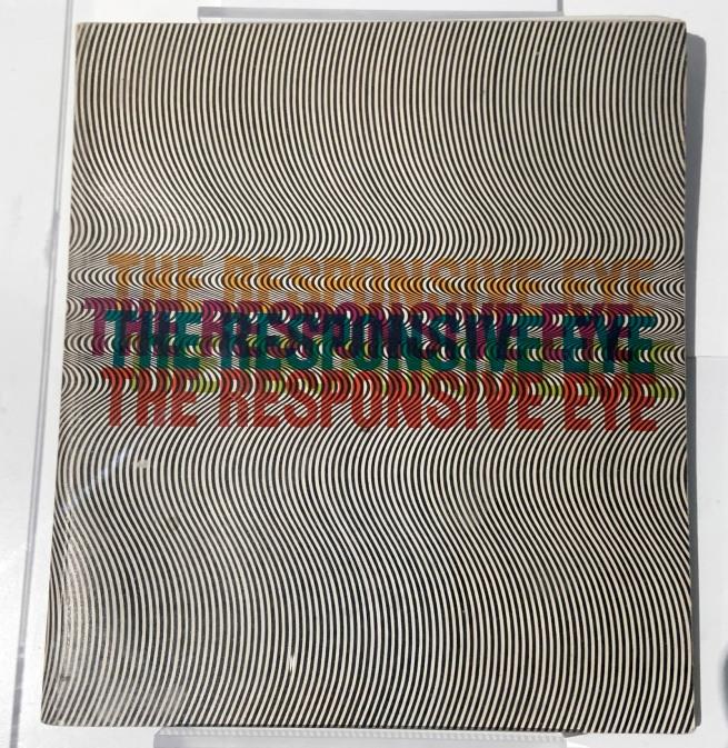 William Seitz. 'The responsive eye' Museum of Modern Art, 1965