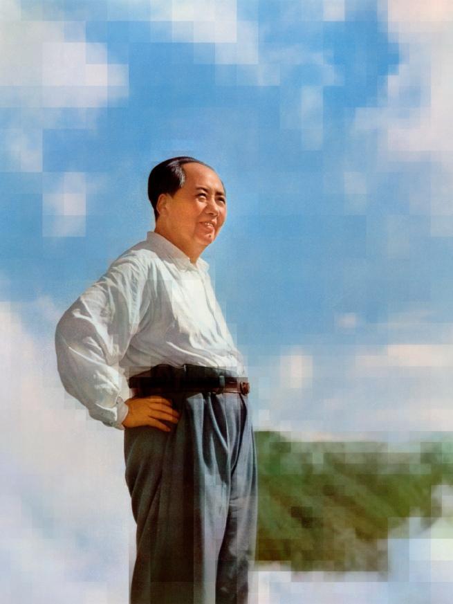 Thomas Ruff (German, b. 1958) 'tableau chinois_03' 2019