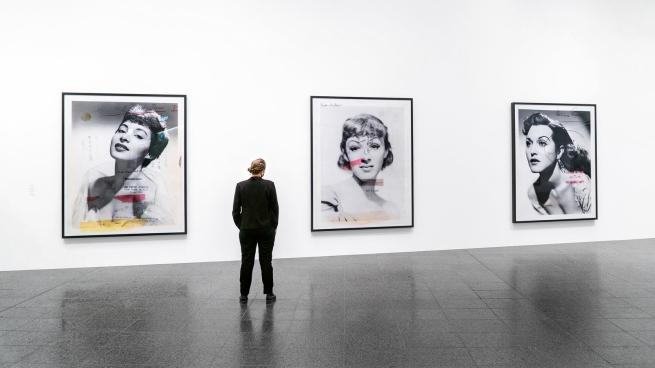 Thomas Ruff (German, b. 1958) Kunstsammlung NRW, Düsseldorf 2020 (installation view) WG Bildkunst 2020