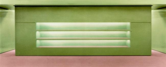 Andreas Gursky (German, b. 1955) 'Prada II' 1996