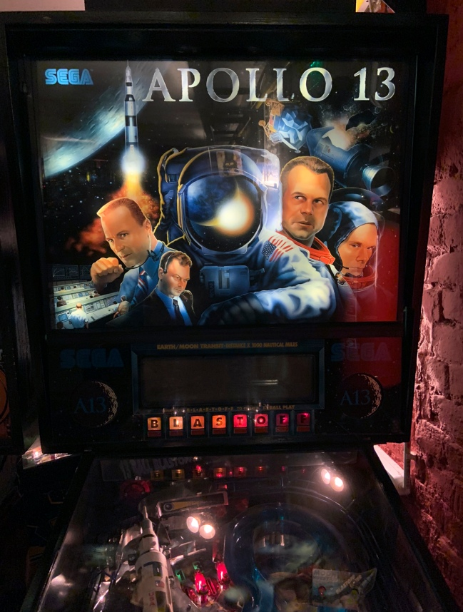 Sega. 'Apollo 13' 1995 (detail)