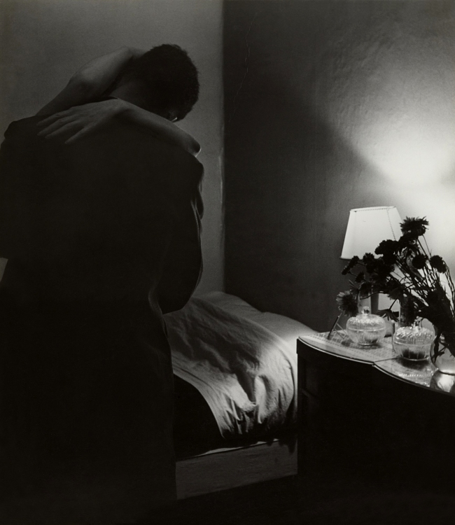 Bill Brandt (British, 1904-1983) 'Soho Bedroom' 1932