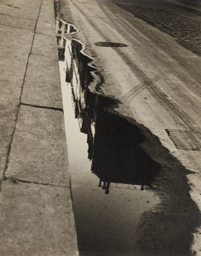 Ilse Bing (German, 1899-1998) '[Rue de Valois, Paris]' 1932
