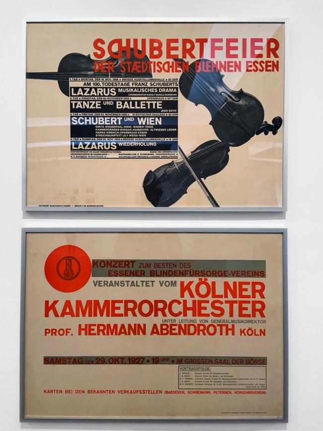 Max Burchartz (1887-1961) Posters 1927