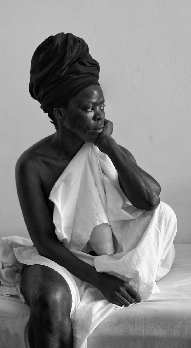 Zanele Muholi (South African, b. 1972) 'Vukani II (Paris)' 2014