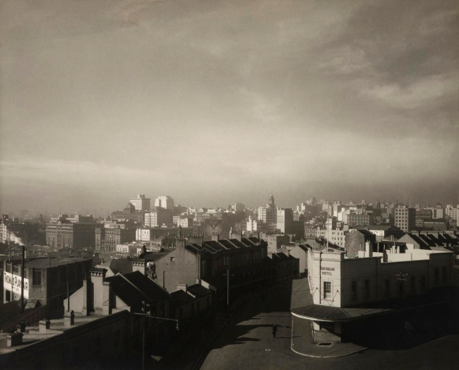 Max Dupain (Australian Hotel, The Rocks) Nd