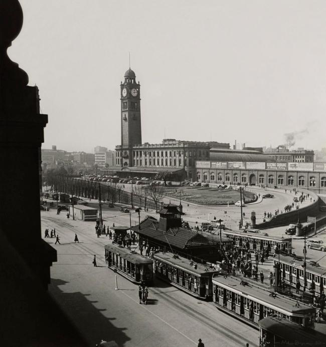Max Dupain. 'Central Station, Sydney' 1939