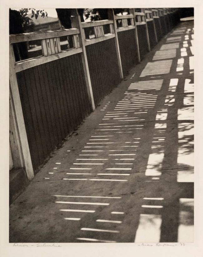 Max Dupain. 'Design – Suburbia' 1933