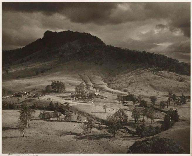 Max Dupain. 'Gloucester Landscape' 1951