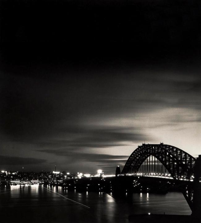 Max Dupain (Harbour Bridge at Dusk) Nd