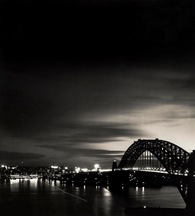 Max Dupain (Harbour Bridge at Dusk) Nd