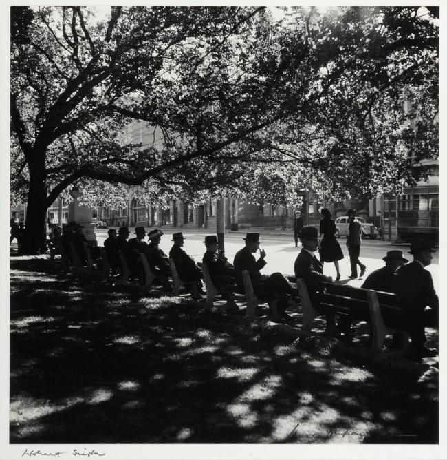 Max Dupain. 'Hobart Siesta' 1947