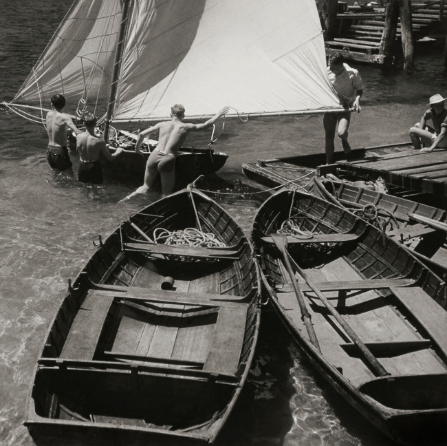 Max Dupain. 'Life at the Spit' Nd