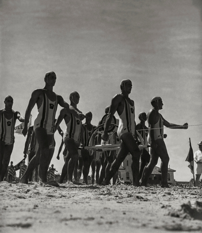 Max Dupain (Life Guards Marching with Reel) Nd