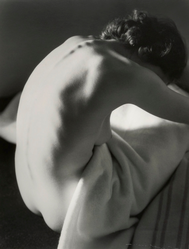 Max Dupain. 'Little Nude' 1938