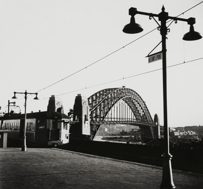 Max Dupain (Milson's Point) Nd