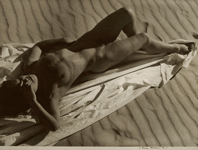 Max Dupain (Nude Sunbaker) 1939