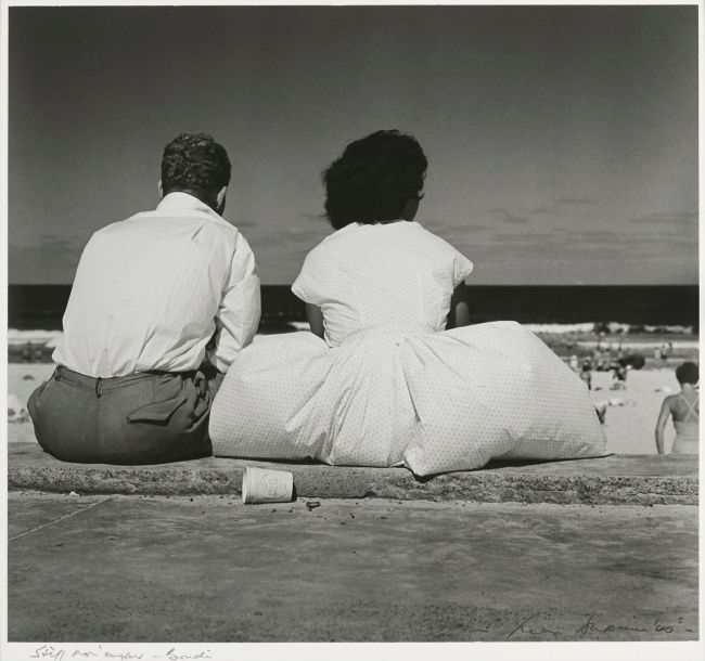Max Dupain. 'Stiff Nor'Easter' 1940s