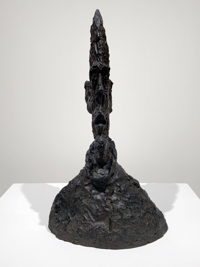 Alberto Giacometti (Swiss, 1901-1966) 'Tall Thin Head' 1954